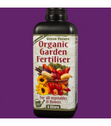 Green Future Organic Garden univerzální bio hnojivo - 1 litr