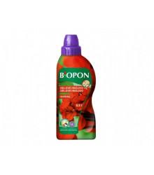 Biopon hnojivo na muškáty - 0,5 l