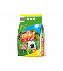 EXPERT trávníkové hnojivo granulované - všechny druhy trávníků - 5 Kg