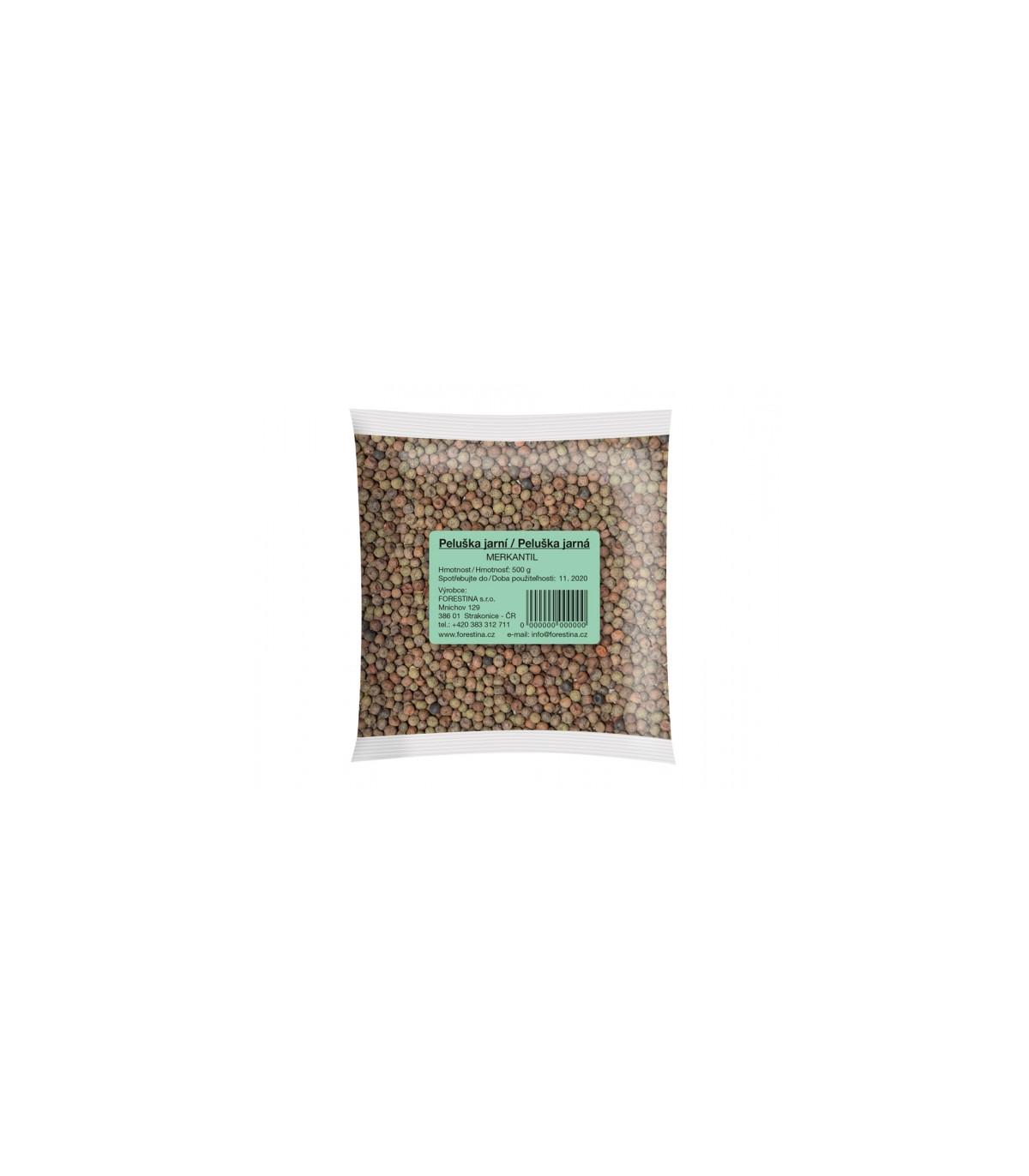 Peluška jarní - Zelené hnojení - 500 gr