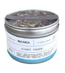 Zimní vánek - směs bylinek - prodej bylinných čajů - 60 g