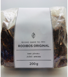 Rooibos Original Organic Tea- BIO kvalita - 200 g
