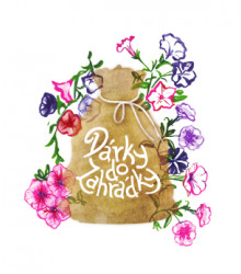 Dárkový set pro pěstitele petúnií - dárkový sáček zdarma