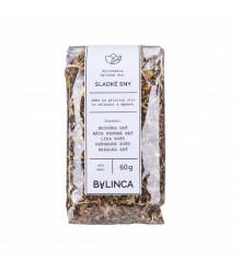 Sladké sny - směs bylinek - prodej bylinných čajů - 60 g