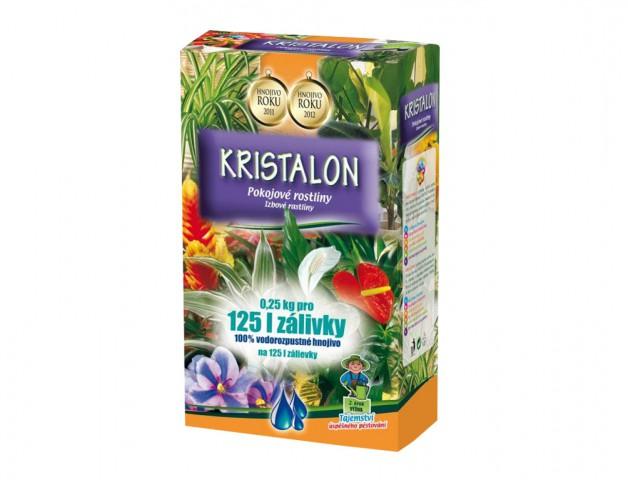 Kristalon pro pokojové rostliny - 0,25 kg
